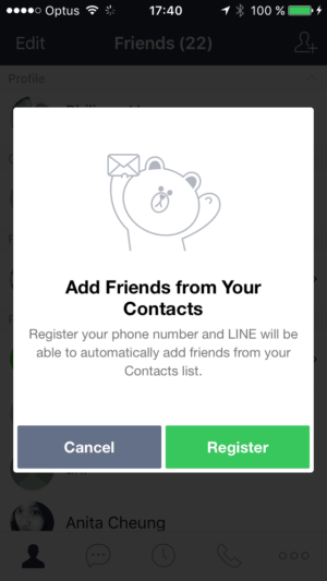 Popup on iOS by Line App World from UIGarage