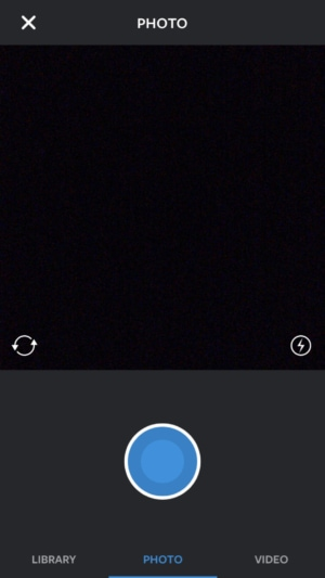 Camera on iOS by Instagram from UIGarage