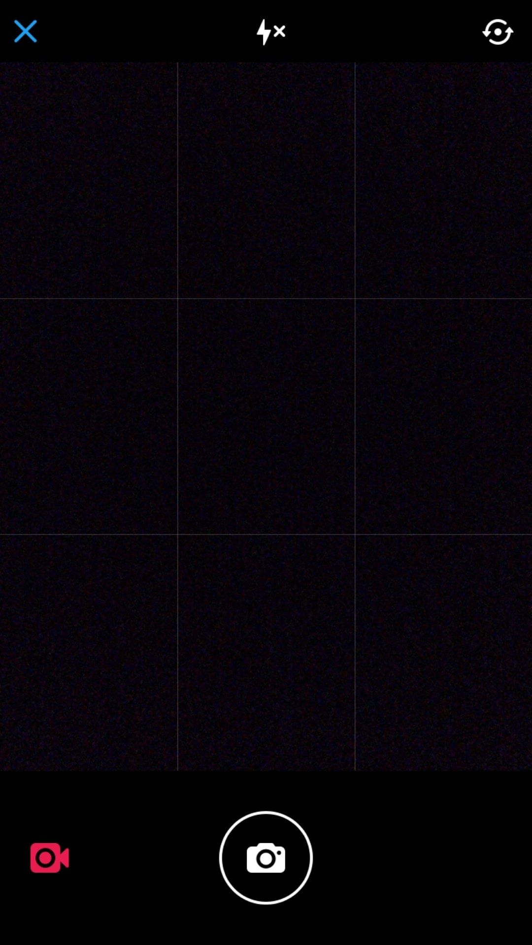Camera view on iOS by Twitter from UIGarage