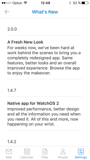 What's new on iOS from UIGarage