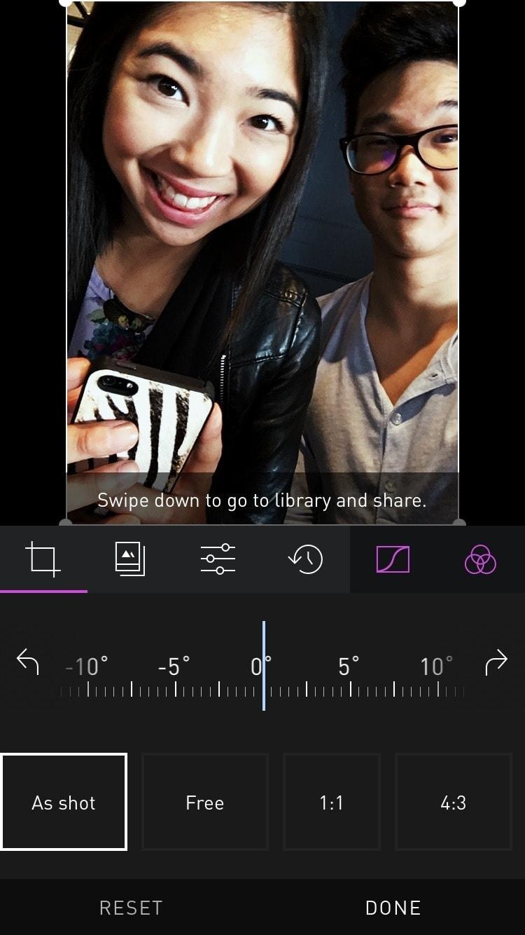 Graduate Slider on iOS by Usedarkroom from UIGarage