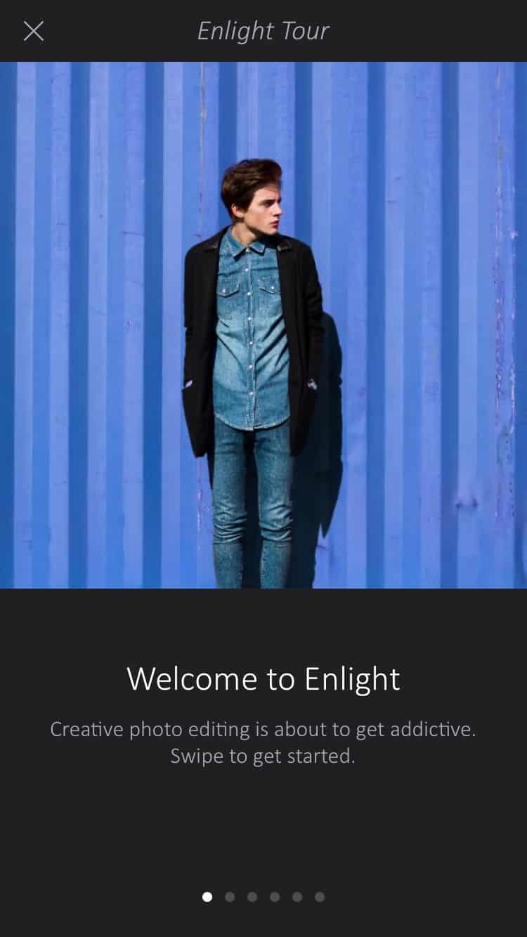 Onboarding by EnlightApp from UIGarage