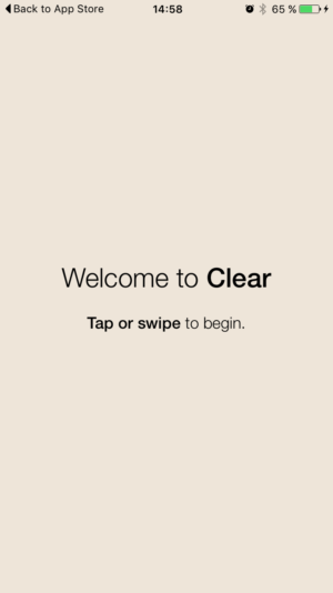 Onboarding by Useclear from UIGarage