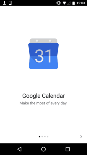 Onboarding by Google Calendar from UIGarage