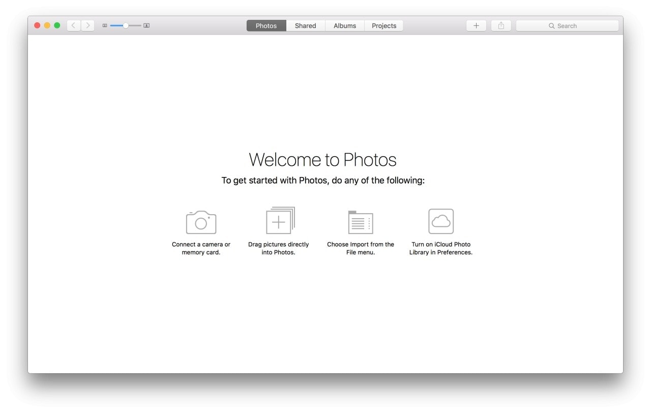 Photos Placeholder by Macbook Pro from UIGarage