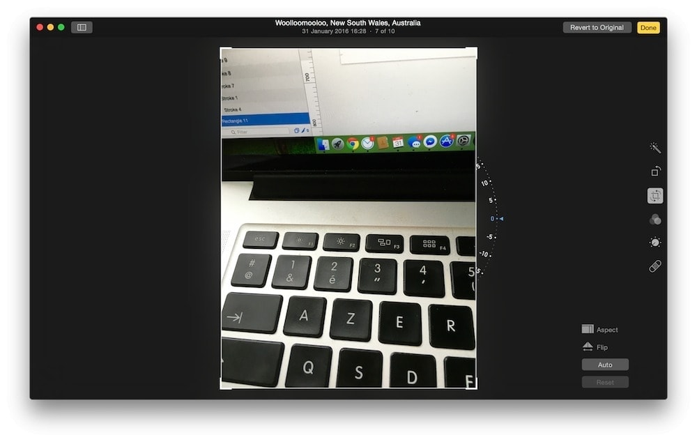 Resize tool by Photos by Mac from UIGarage