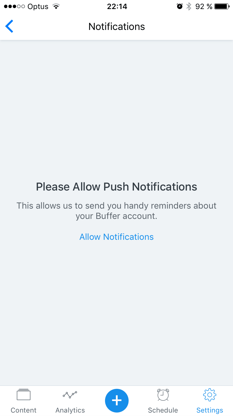 Permission by Buffer from UIGarage