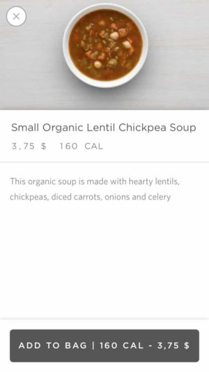 Content by Sweetgreen from UIGarage