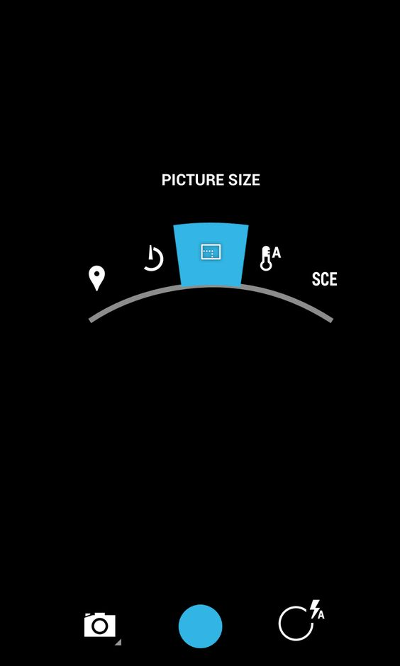Google Android Camera Concept from UIGarage