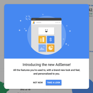 What's new by adsense from UIGarage