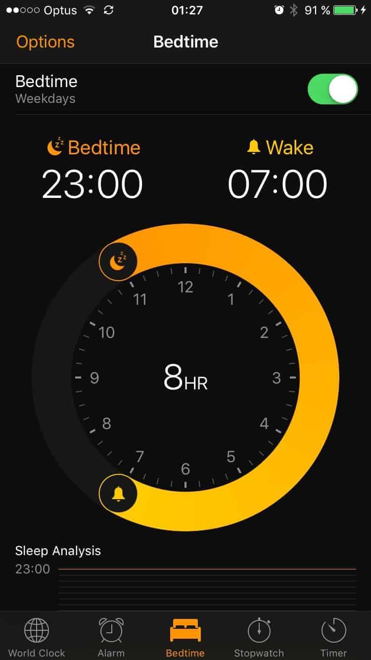 Walkthrough on iOS by Bedtime
