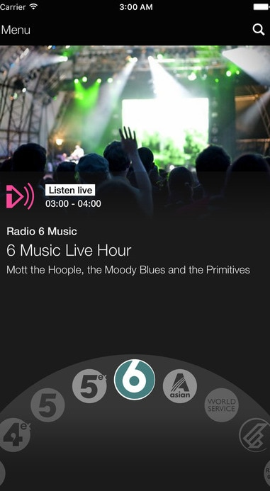 Radio Music Player by BBC