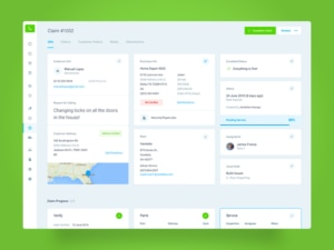Dashboard by Insight Pro from UIGarage
