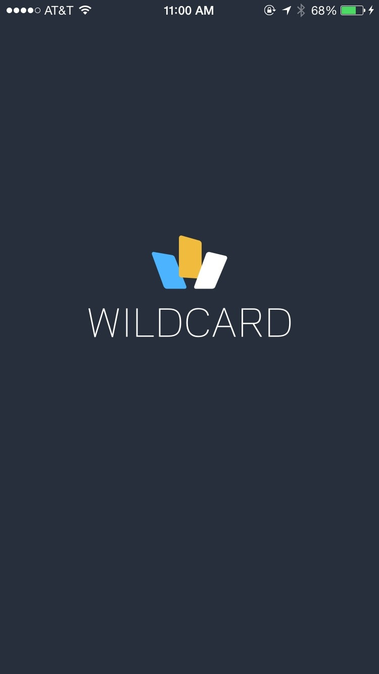 Onboarding on iOS by Wildcard