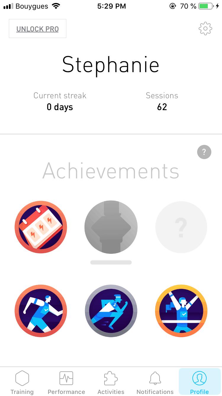 Leaderboard on iOS by elevate