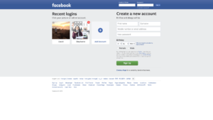 Login and Signup by Facebook from UIGarage