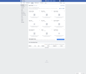 Insights Overview by Facebook from UIGarage