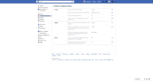Timeline and Tagging by Facebook from UIGarage