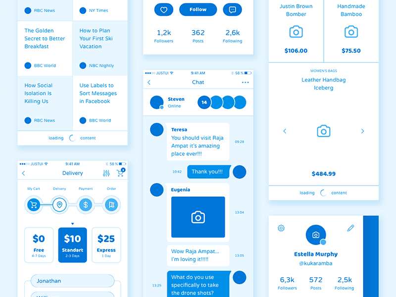 17 Best Free Wireframe Kits for Sketch/Figma/XD in 2021 from UIGarage