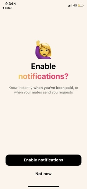 Enable Notifications on iOS by Beem from UIGarage