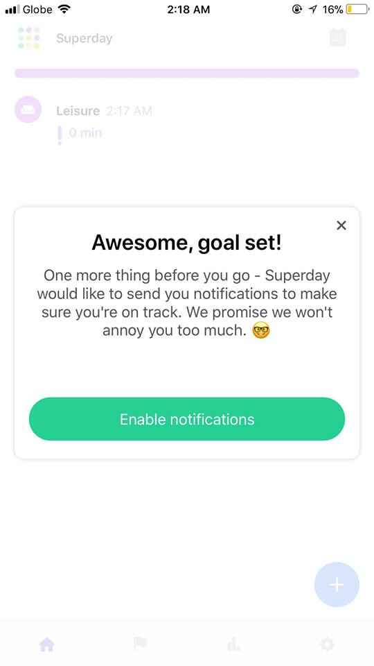 Ask Permission on iOS by Superday from UIGarage