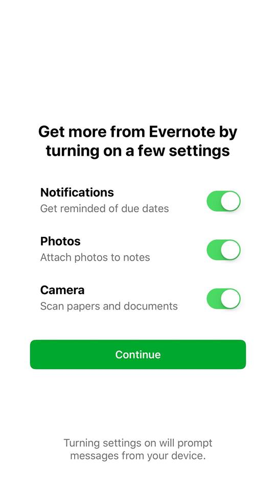 Checkbox on iOS by Evernote from UIGarage
