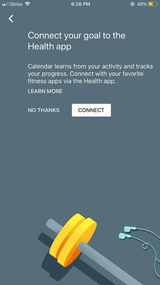 Connect on iOS by Google Calendar from UIGarage