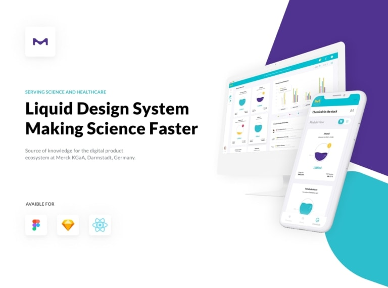 Liquid Design System from UIGarage