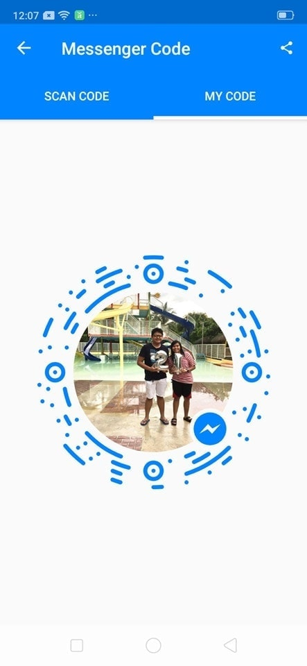 Messenger Code on Android by Messenger
