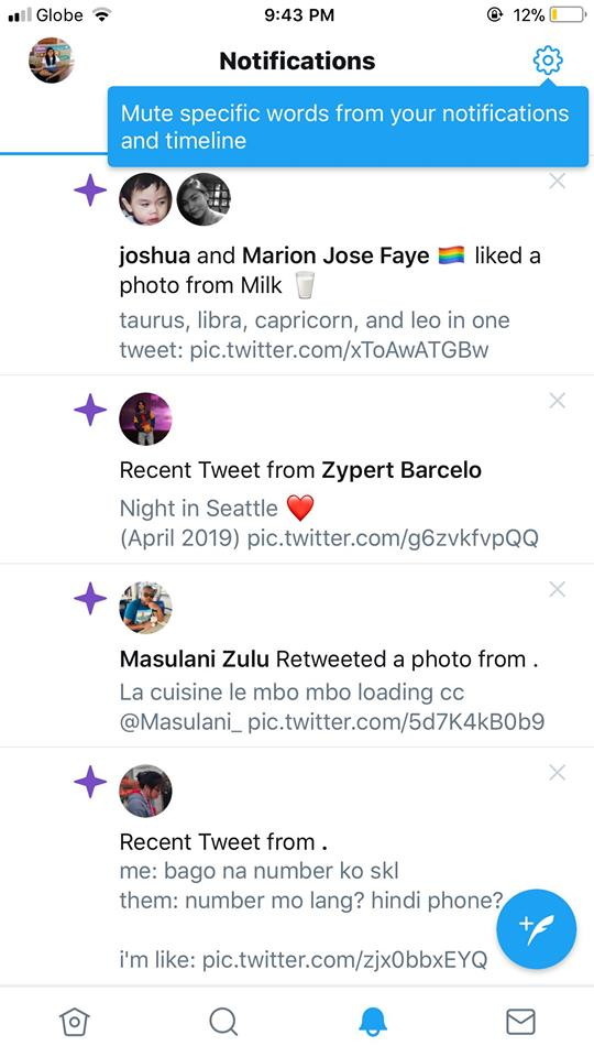 Notifications on iOS by Twitter 2019 from UIGarage