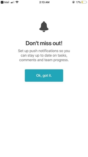 Push Notification on iOS by Redbooth from UIGarage