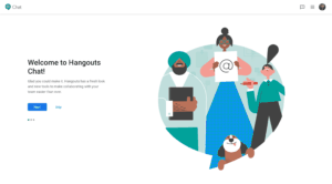 Walkthrough Process by Google Chat from UIGarage