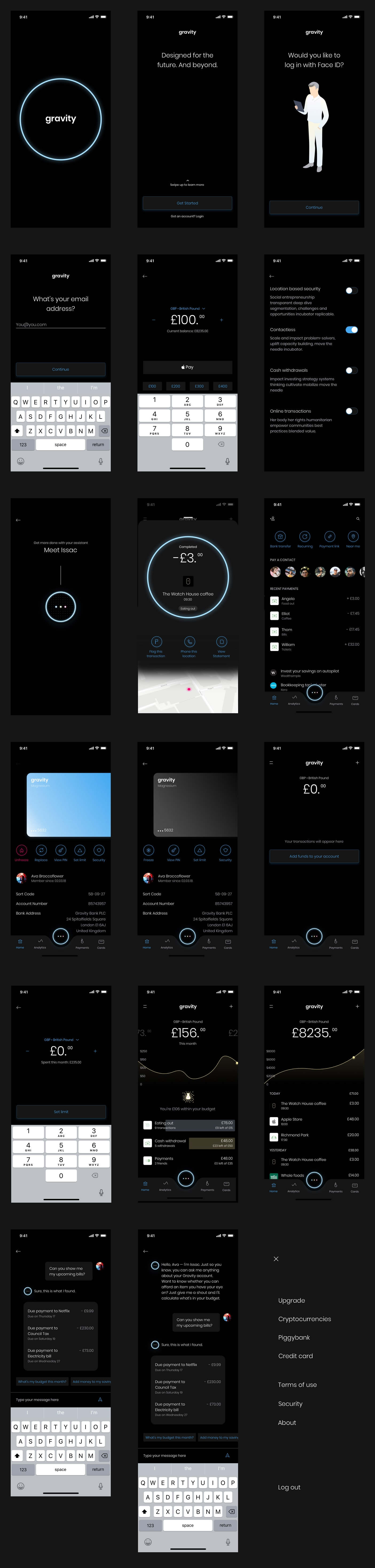 Gravity - The UI Kit from UIGarage