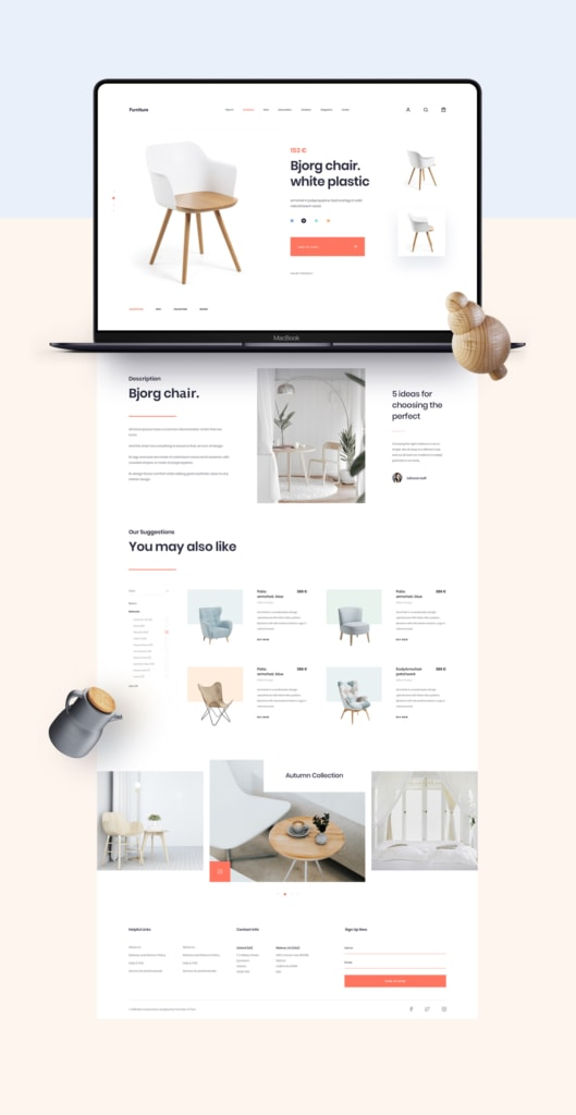 MI Furniture Free Sketch Template from UIGarage