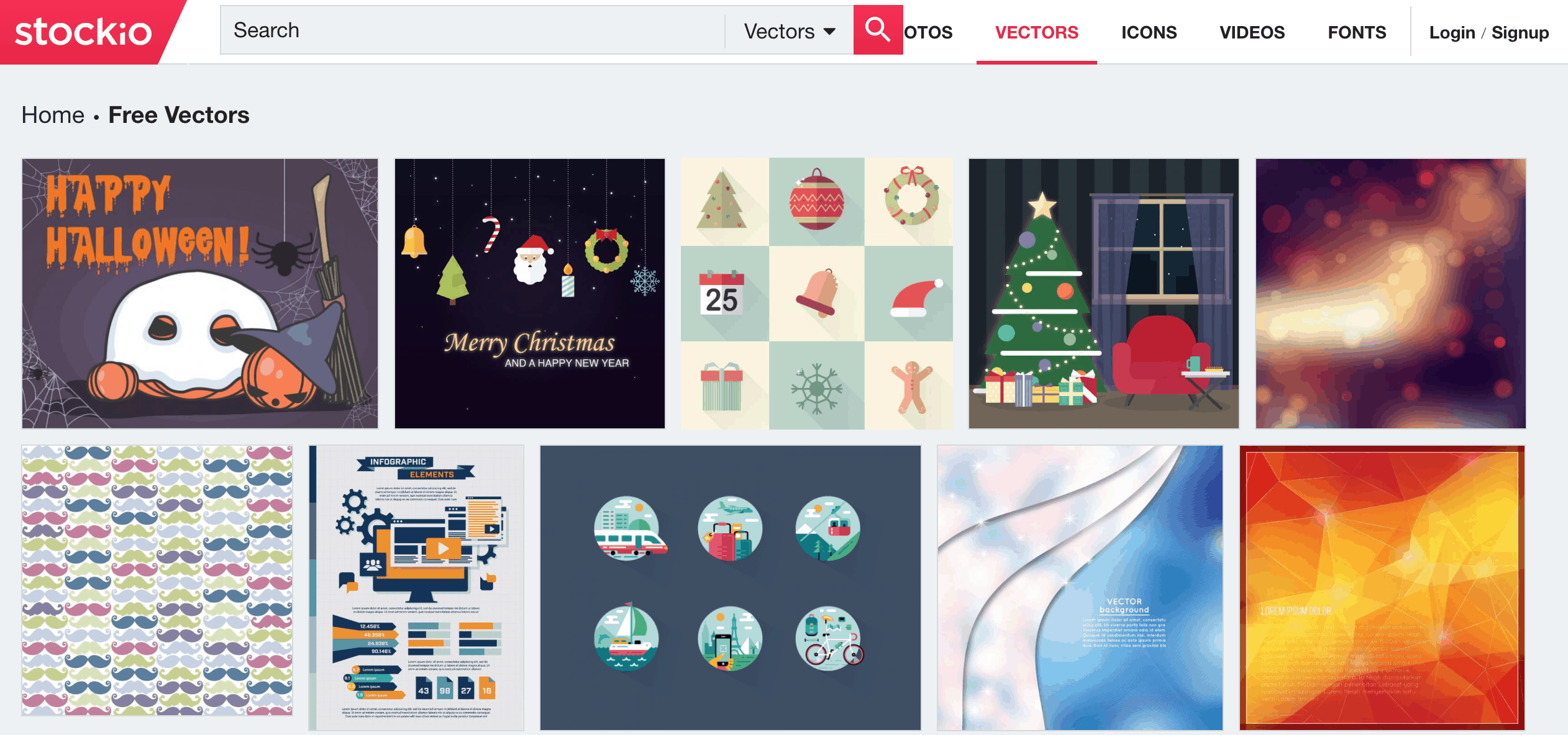 10 Best Free Vector Websites for Designers from UIGarage