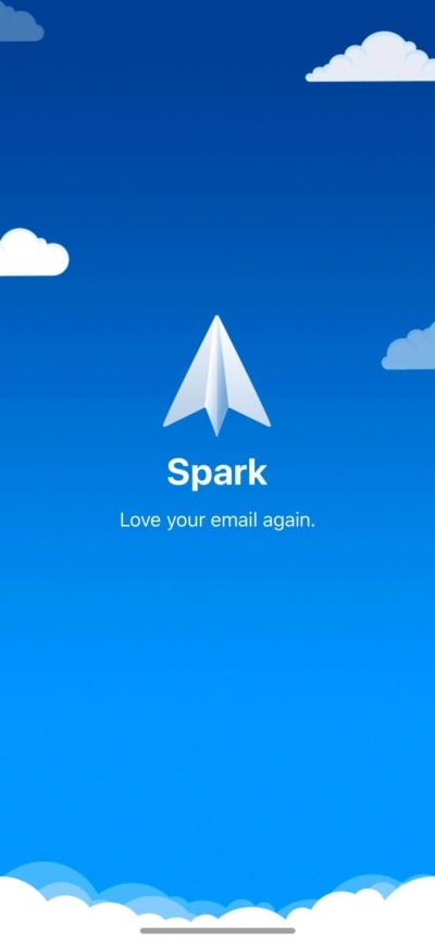 Launch Screen on iOS by Spark from UIGarage