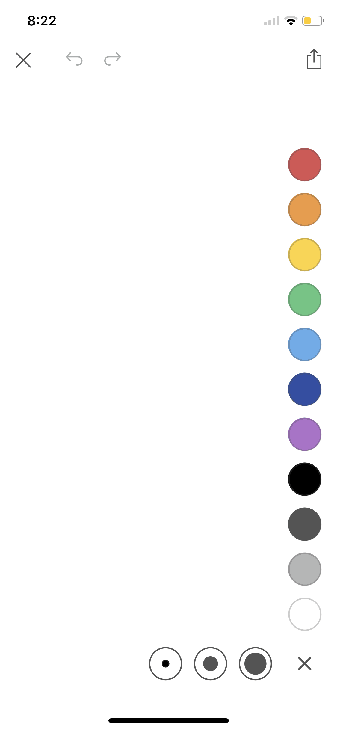 Color Picker on iOS by Bear