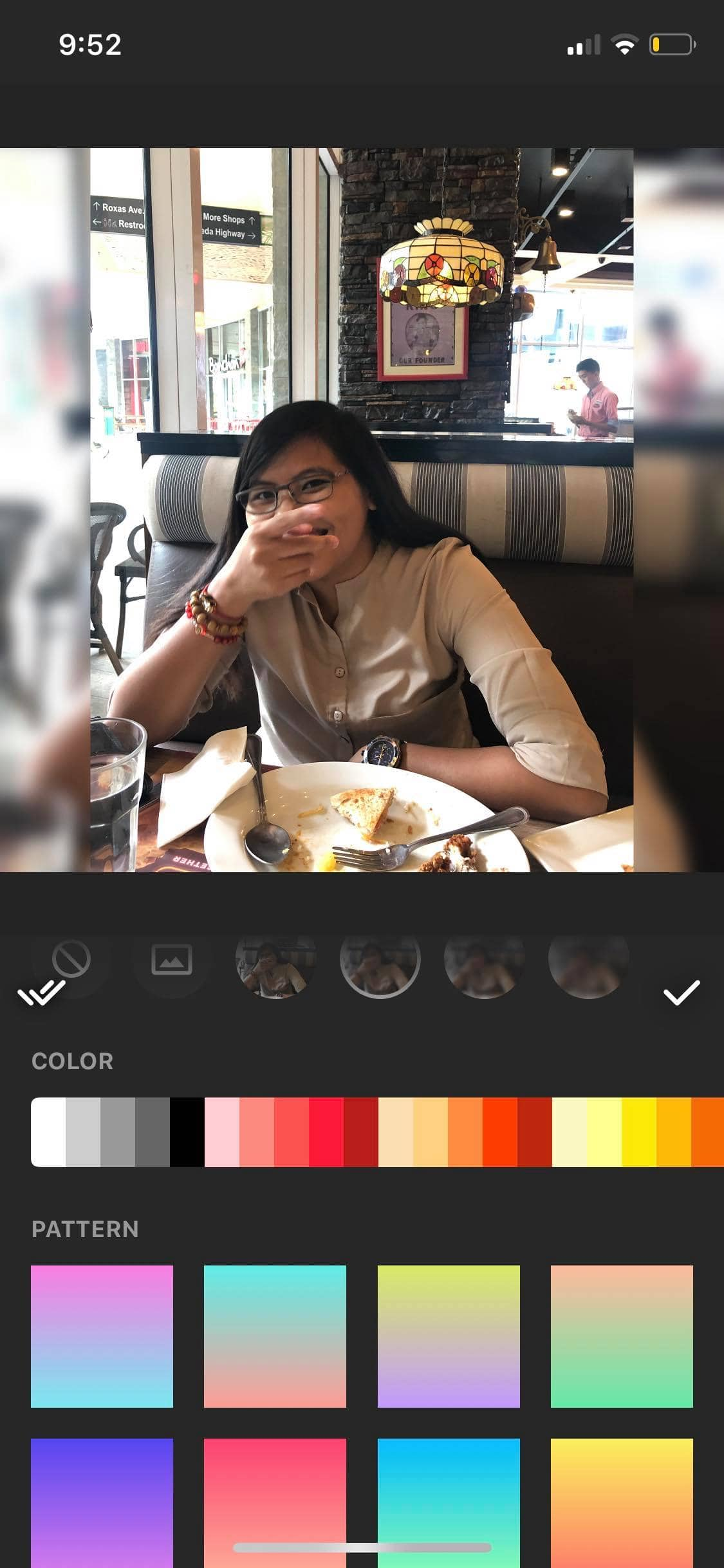 Color Picker on iOS by InShot