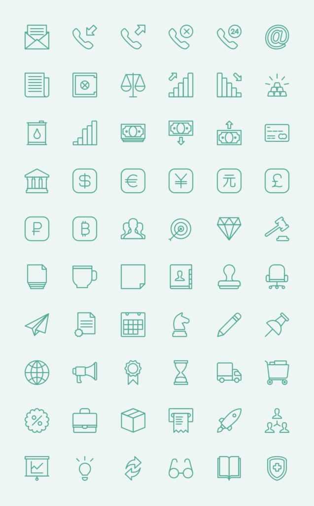 Essentials Icon Pack for Studio from UIGarage
