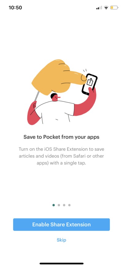 Ask Permission on iOS by Pocket from UIGarage