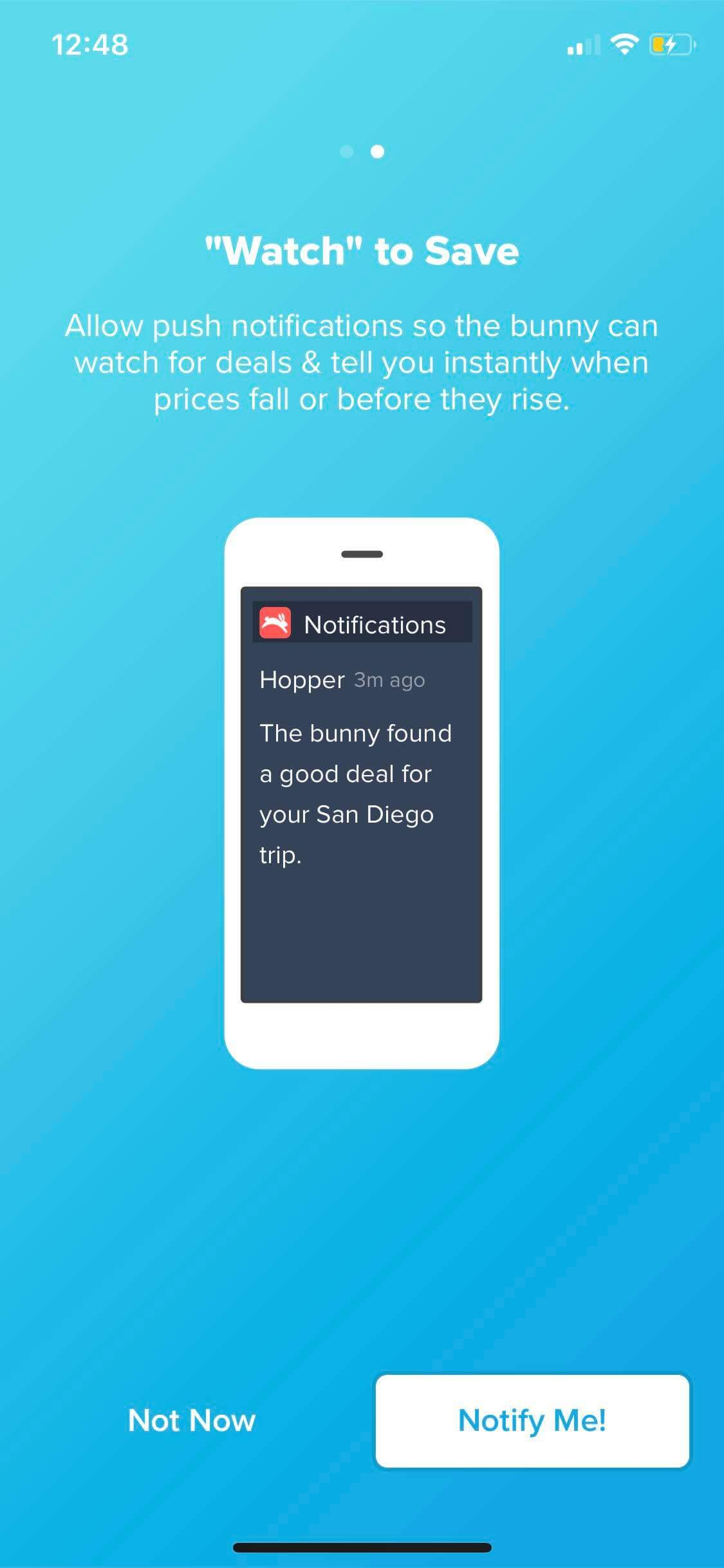 Ask Permission on iOS by Hopper from UIGarage