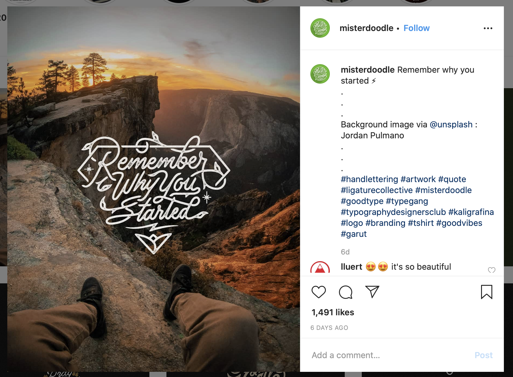 How to Use Instagram to Showcase your Work As a Design Portfolio from UIGarage