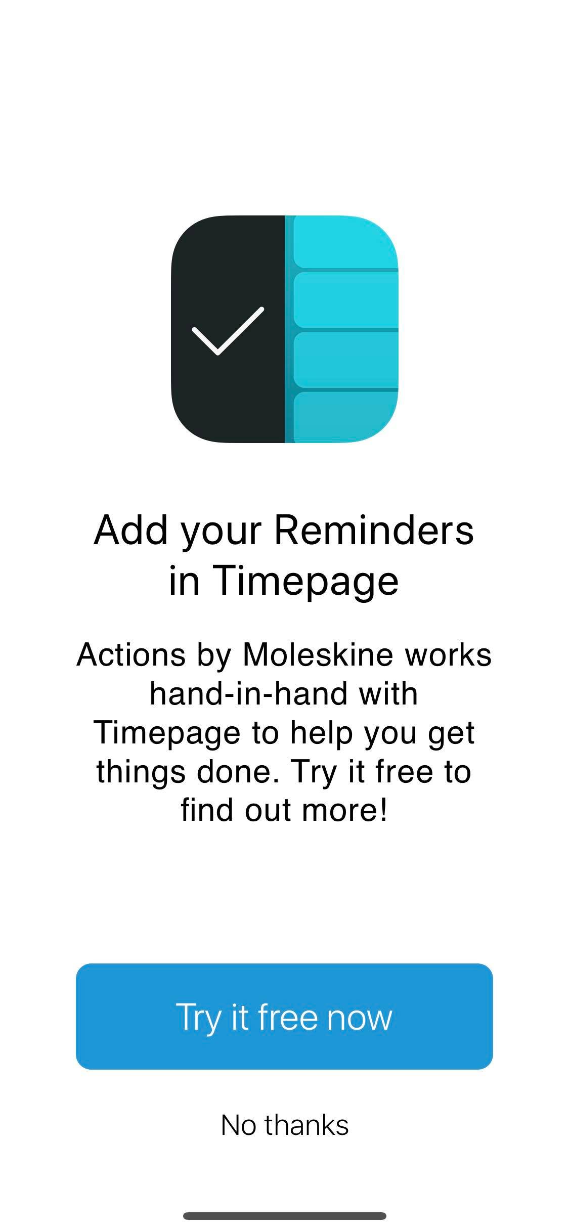 Ask Permission on iOS by Time Page from UIGarage
