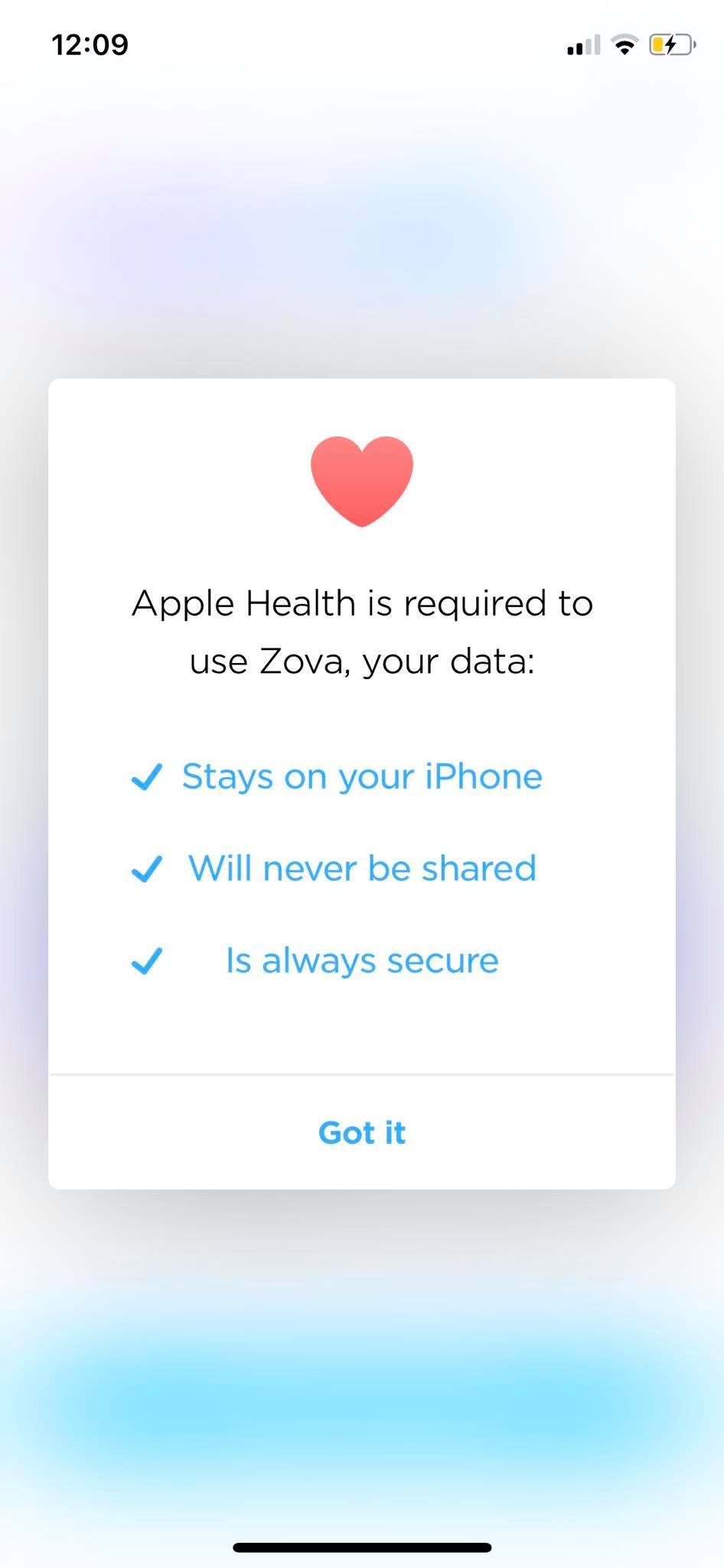 Alerts on iOS by Zova from UIGarage