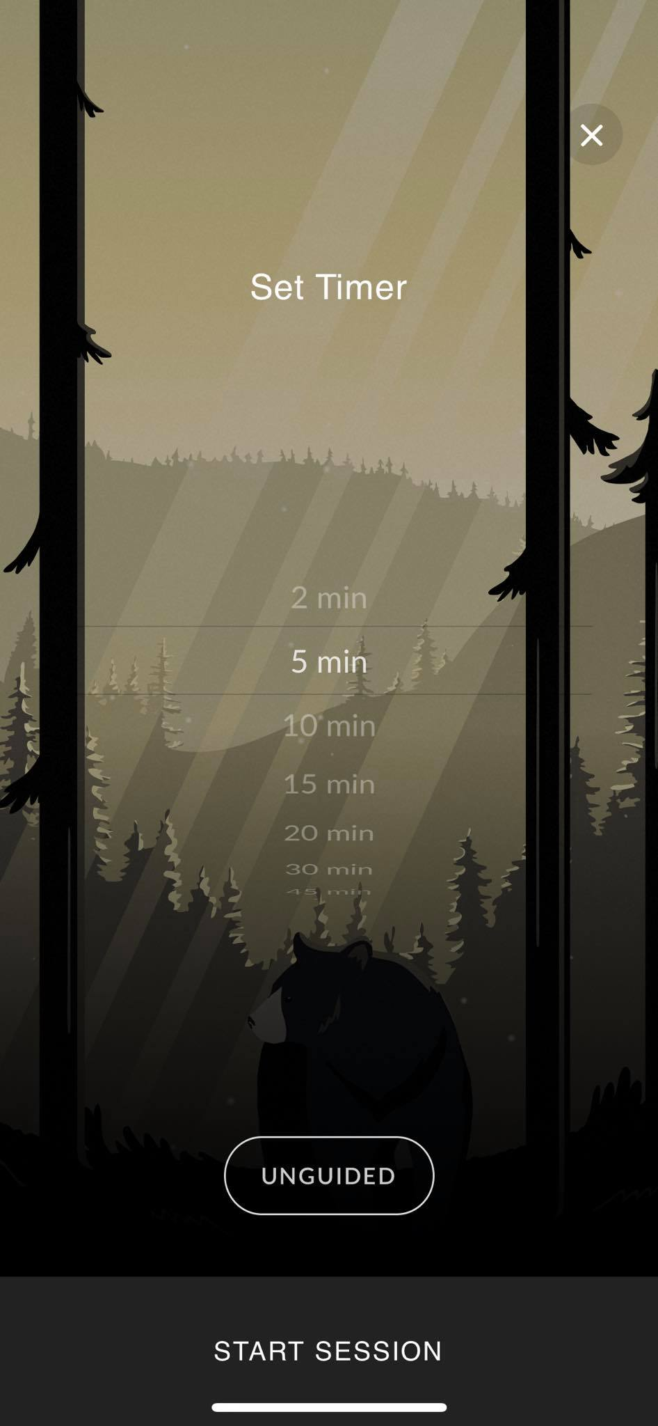 Set Timer on iOS by Wild Journey from UIGarage