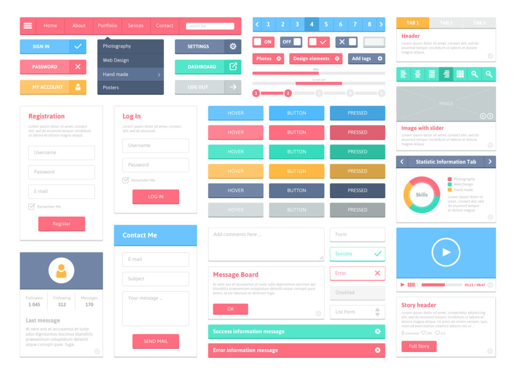 Top 10 Best UI Kits of 2020 from UIGarage