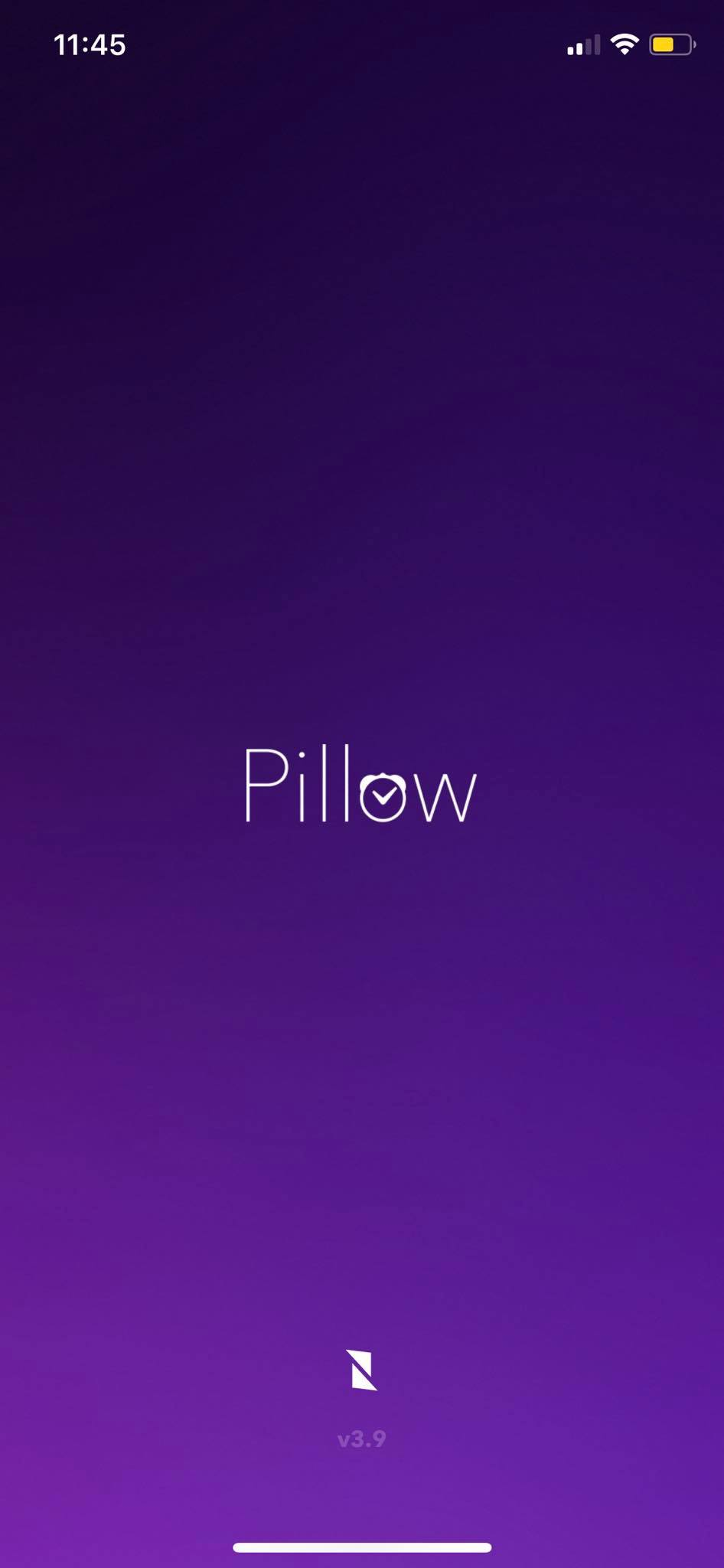 Launch Screen on iOS by Pillow from UIGarage