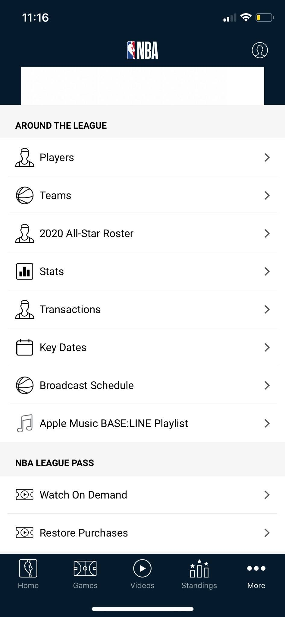 More on iOS by NBA from UIGarage