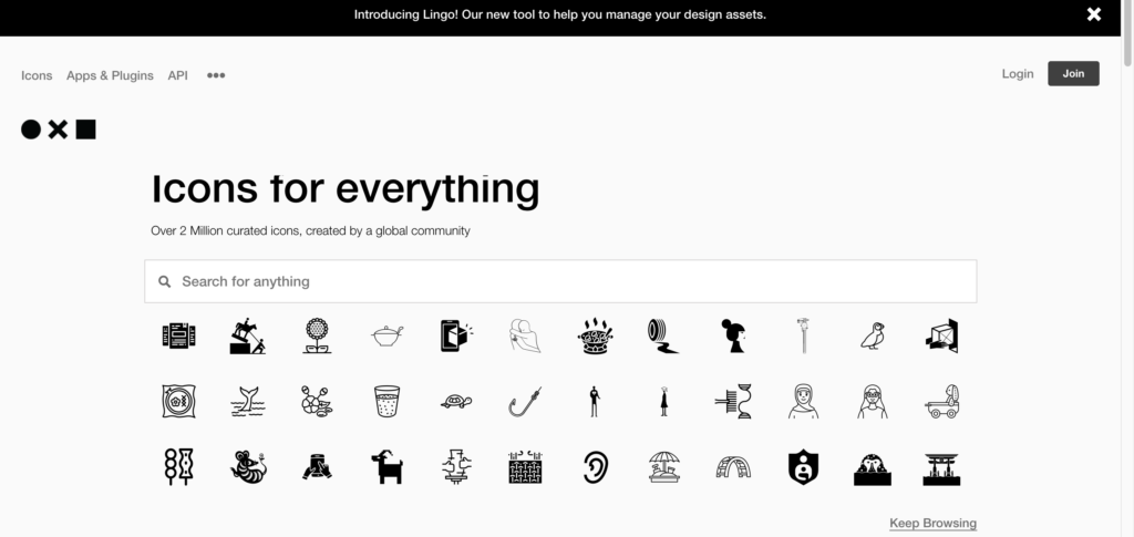 Top 7 Icon Packs for Designers from UIGarage