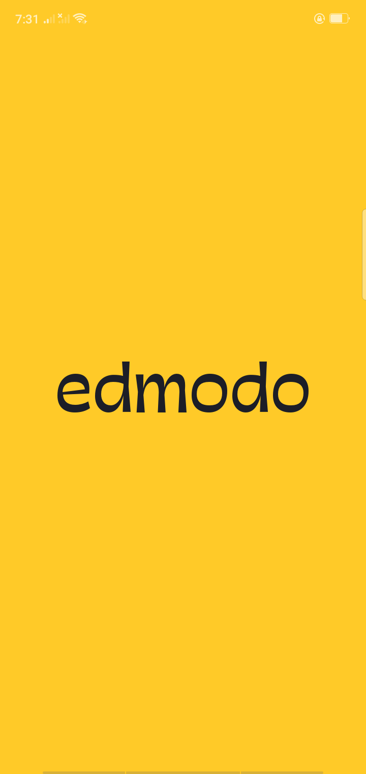 Launch Screen on Android by Edmodo from UIGarage